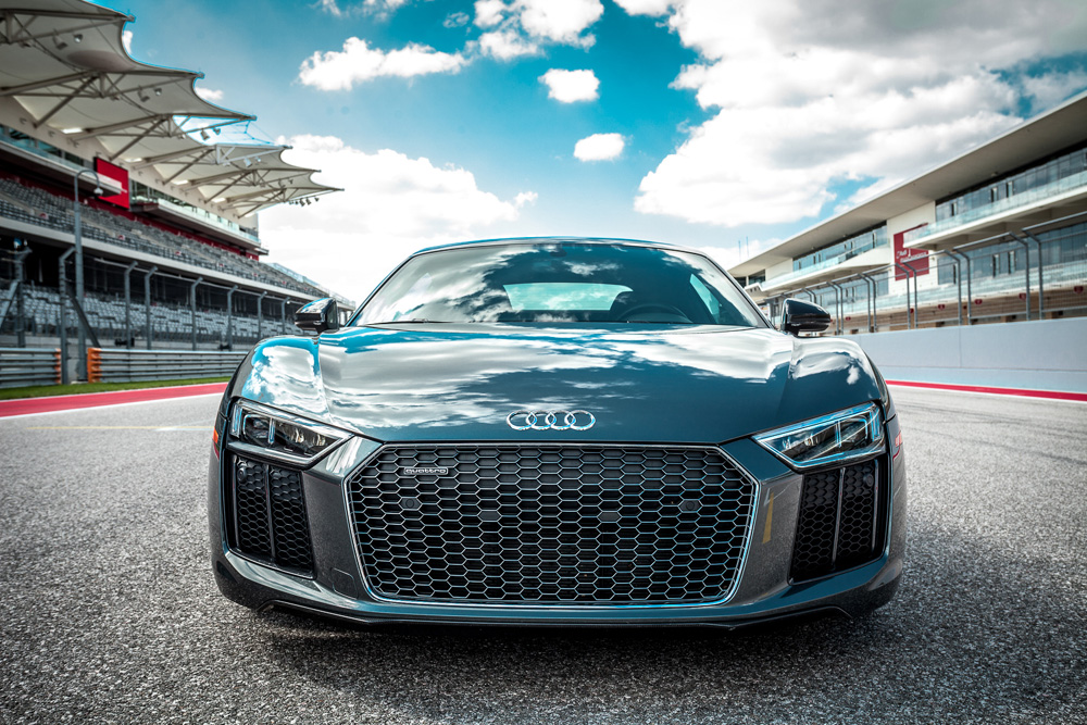 Audi Of America Launches Allnew Driving Experience At Circuit Of - Audi of america