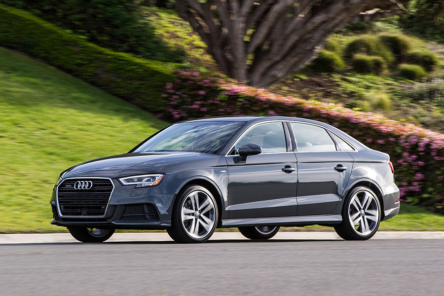 Audi A Named Best Luxury Small Car For The Money By US - Audi san juan