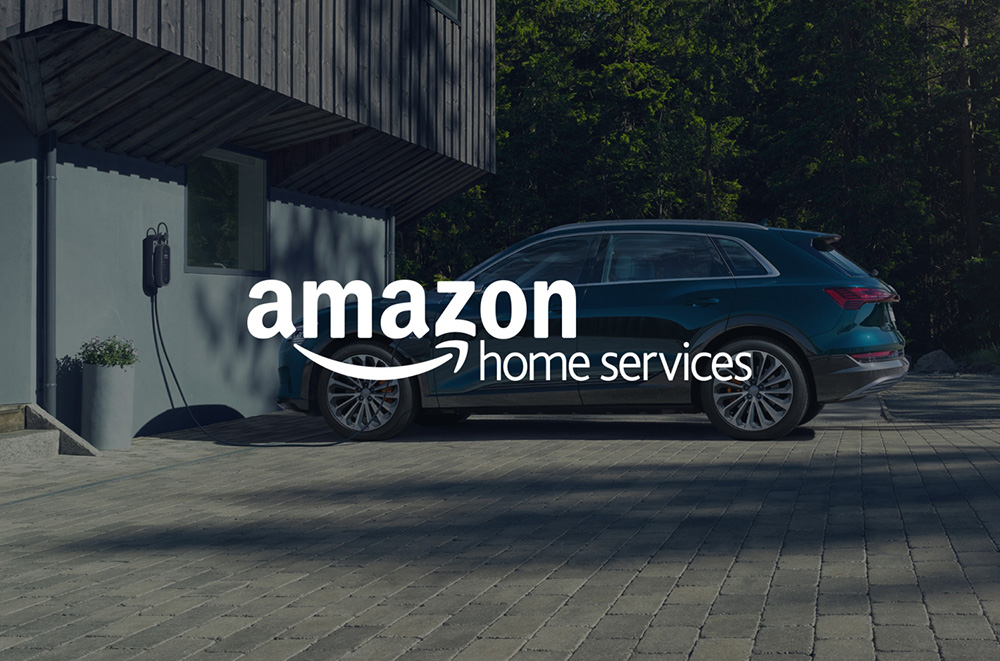 Audi And Amazon Team Up To Prepare Homes Nationwide For